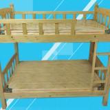 619款双层实木床,深圳宿舍双层实木床厂家直销厂家定制