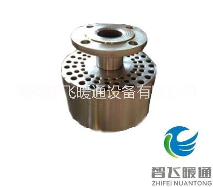 厂家直销智飞暖通HX蒸汽加热消声器