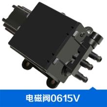 中山市电磁阀/定制电磁阀/四联电磁阀/汽车腰部支撑磁阀KDL-0615V-01