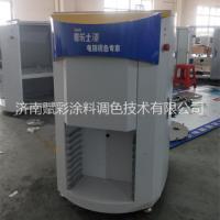 广东电脑配色机报价 自动电脑配色机 涂料全自动调色机器厂家直销
