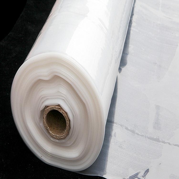 批发聚乙烯透明包装薄膜 透明度高 柔韧性好江苏山东两仓发货 PE薄膜 PE塑料薄膜