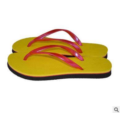拖鞋男夏季人字拖男士橡胶底沙滩拖鞋厚度防滑夹脚凉拖鞋韩版潮