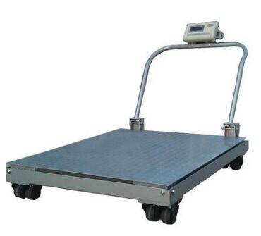 DELTA仪器电动自行车专用磅秤 电动自行车专用称重仪