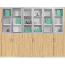 江西厂家供应文件柜木质资料柜铁皮柜图片