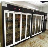 电子智能门锁老化测试架图片