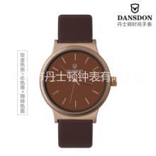 深圳厂家定制真皮手表厂家专业生产图片