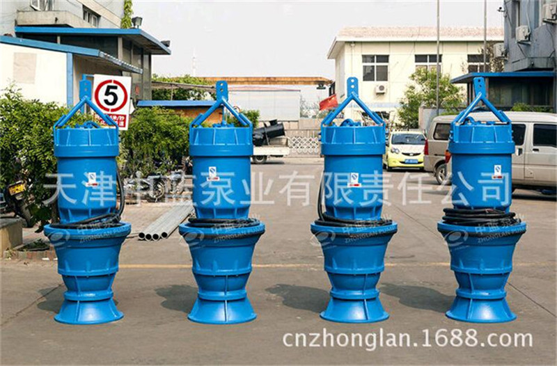 QHB潜水混流泵厂家现货推荐