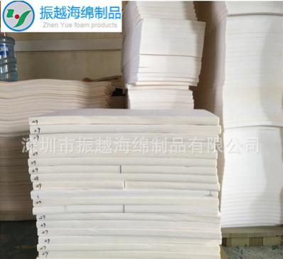 厂家供应3-10倍压缩吸墨海绵打印机吸墨海绵加工