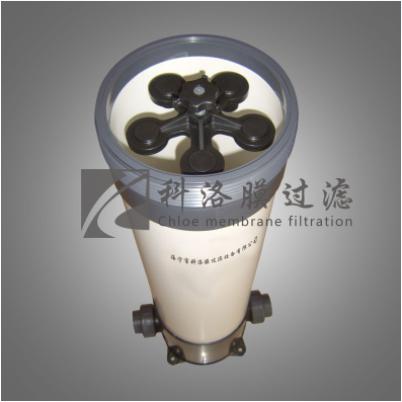耐酸碱PVC/PP精密桶式过滤器厂家直销
