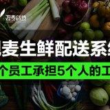 观麦中央厨房系统生鲜水果蔬菜配送SaaS系统专业版 观麦生鲜配送SaaS系统 中央厨 观麦生鲜配送SaaS系统中央厨房