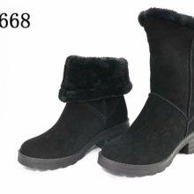 供应KR8668女鞋充电加热鞋电加热保暖鞋自发热鞋