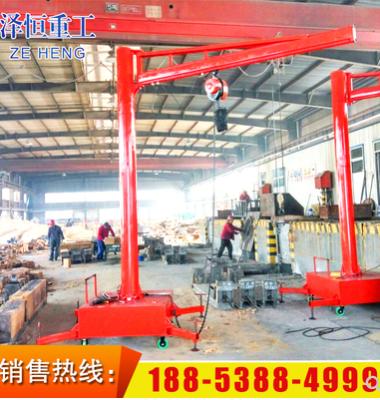 柱式悬臂吊图片/柱式悬臂吊样板图 (2)