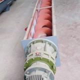 U型螺旋输送机运行效率及操作规范
