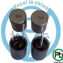 LED专用PK0912 10*14 220UH 高Q值 大电流 抗干扰直插电感线圈 功率插件电感全系列批发