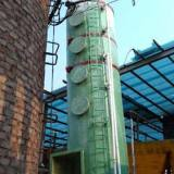 陶瓷厂玻璃钢脱硫塔耐高温材质