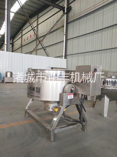 电加热夹层锅设备 锅炉蒸汽锅 天然气蒸汽锅 电加热搅拌夹层锅 电加热可倾夹层锅