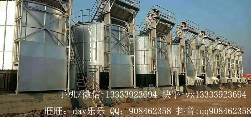 罐式有机物好氧发酵机有机肥发酵罐 有机废弃物畜禽粪便处理设备