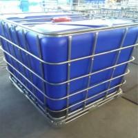 1吨IBC吨桶1立方带铁框化工桶1000公斤塑料方桶