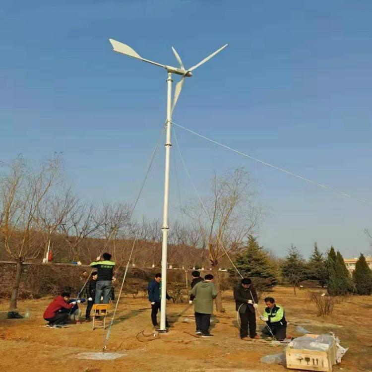 1千瓦风力发电机水平轴广东智能永磁式风力发电机