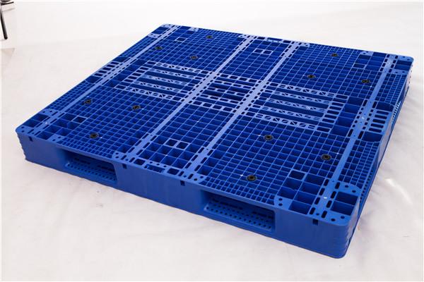重庆1412双面网格塑料托盘销售