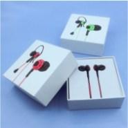 耳机包装盒 天地盖蓝牙耳机盒图片