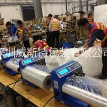 葫芦球 缓冲气垫 葫芦气垫 葫芦膜 葫芦球缓冲气垫膜充气机图片