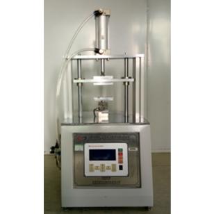 吸尘器载流软管耐挤压试验机图片