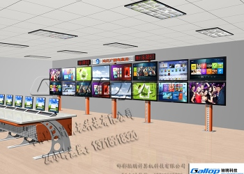 弧形电视墙图片