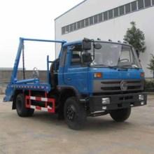 摆臂垃圾车-摆臂式垃圾车工作原理-东风摆臂式垃圾车厂家-8吨摆臂垃圾车价格152-7285-6026