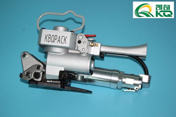 贵州 气动打带机器 云南 KBQ-19气动手持包装机厂家