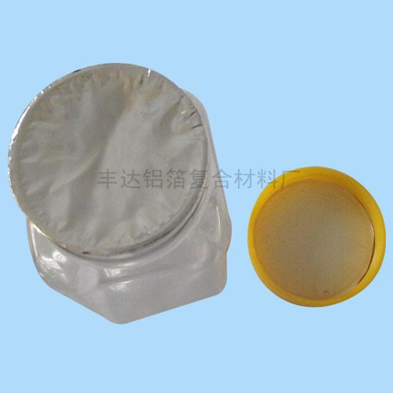 封口铝箔纸封口垫片 感应封口膜 铝箔膜封口膜铝箔垫片 感应铝箔垫片 塑料瓶铝箔垫片