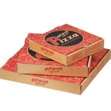 年发印刷设计定制烘焙包装披萨盒批发