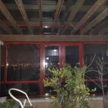 武汉封阳台108窗纱一体窗批发
