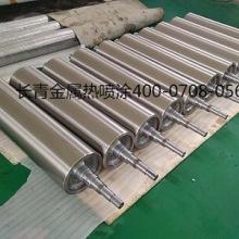 山东长青热喷涂提供钢厂轧辊喷焊服务图片