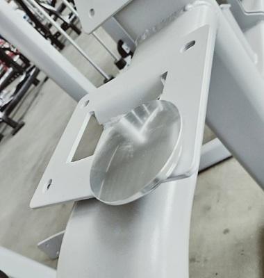 东方阳锐身器材双轨高拉训练机图片/东方阳锐身器材双轨高拉训练机样板图 (3)