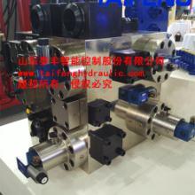 山东泰丰制造大型剪板机液压系统阀块图片