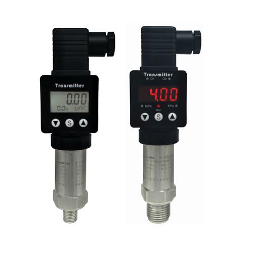供应小型数显压力变送器HPT-1 水压油压数显压力变送器