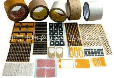 金手指胶带模切成型 双面胶冲型 模切厂家直供