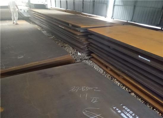 09MnNiDR钢板市场