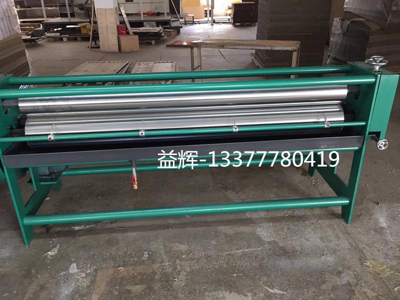 JS-1200瓦楞纸胶水机_纸箱灰板纸过胶机_表坑机