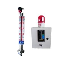 带远传控制磁翻板液位计   直观显示液位计厂家  侧装式液位计  磁浮子液位计图片