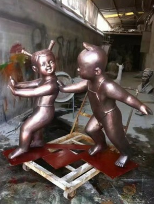 锻铜雕塑厂家电话-价格