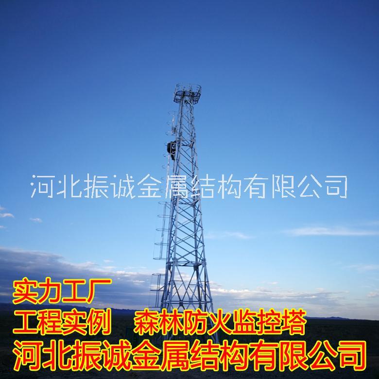 厂家供应10米-50米 监控塔、防火塔、检测塔 精工细作品质保证值得信赖