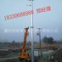 霸州钢管杆优质供应商