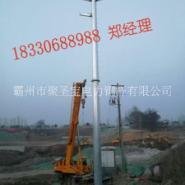 澄江县 110kv电力钢管杆厂家图片