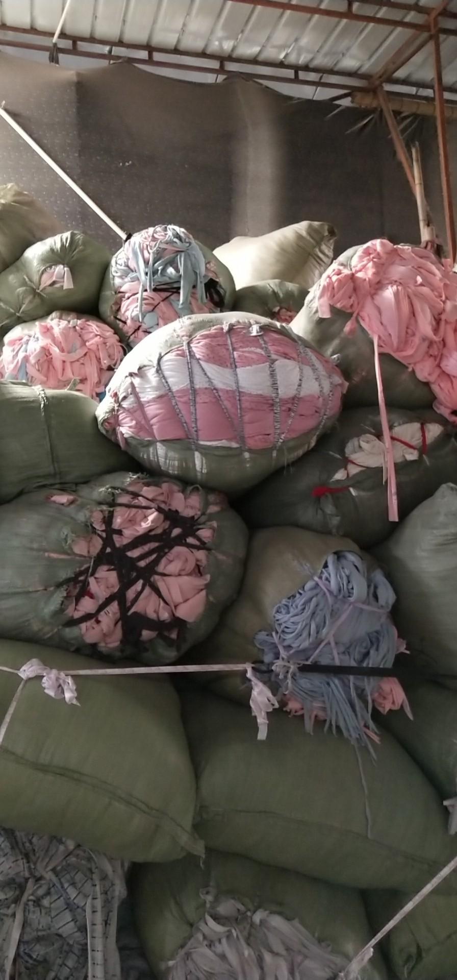 出售回收针织花条布碎厂家电话 欢迎来电洽谈15917228202
