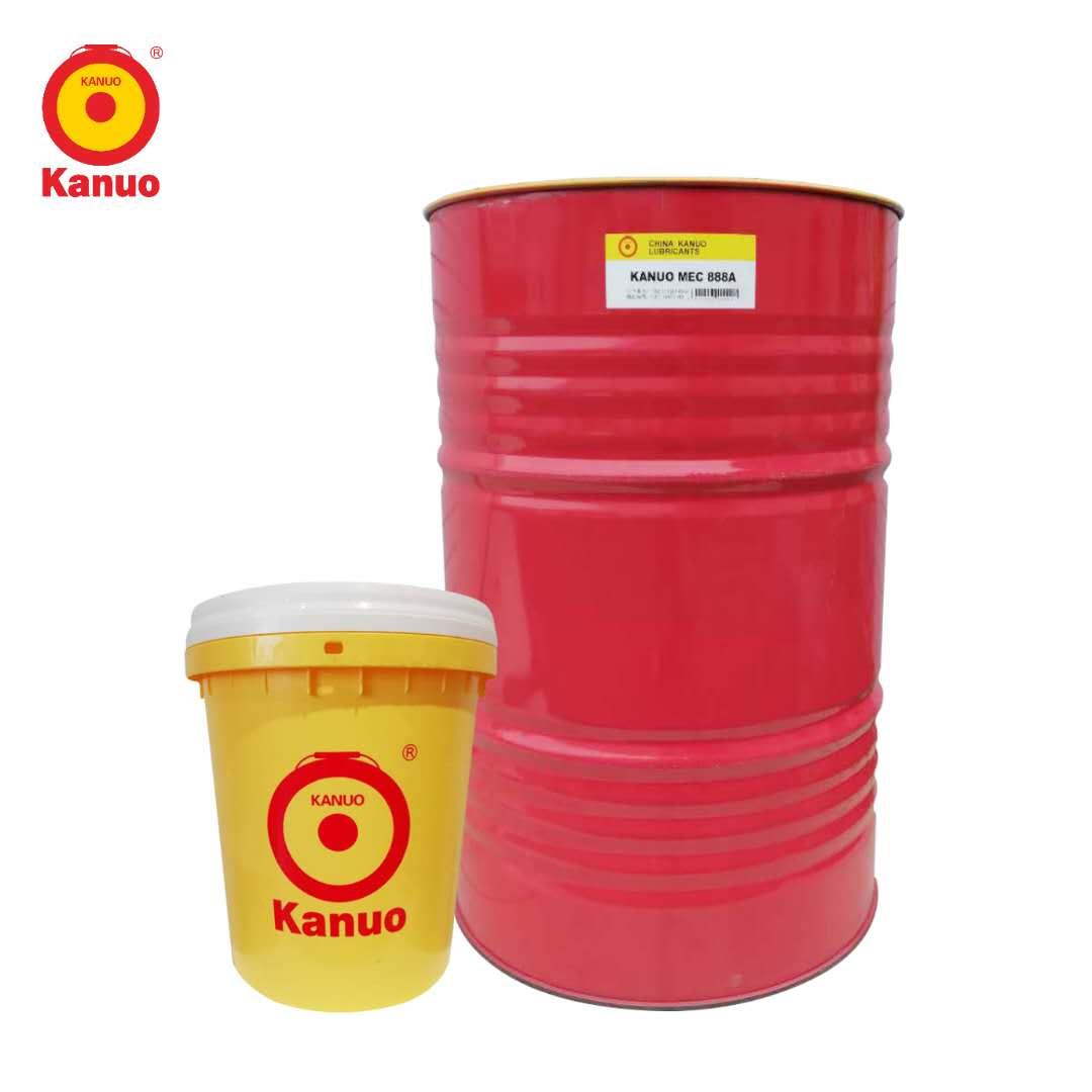 kanuo锣牌MEC808水溶性研磨液 高级合成玻璃金属研磨冷却切削液   高级水溶性研磨液