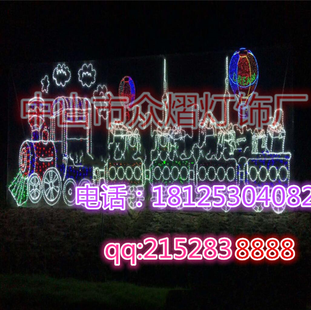 圣诞造型灯 圣诞图案灯 圣诞街灯 圣诞景观灯 飞人造型灯