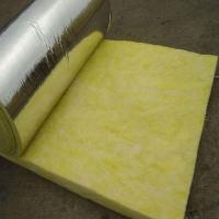 厂家供应玻璃棉卷毡 各种玻璃棉制品 专业生产各种保温材料