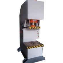 厂家直销20吨单柱液压机 轴承压装油压机 单臂液压机 小型液压机图片